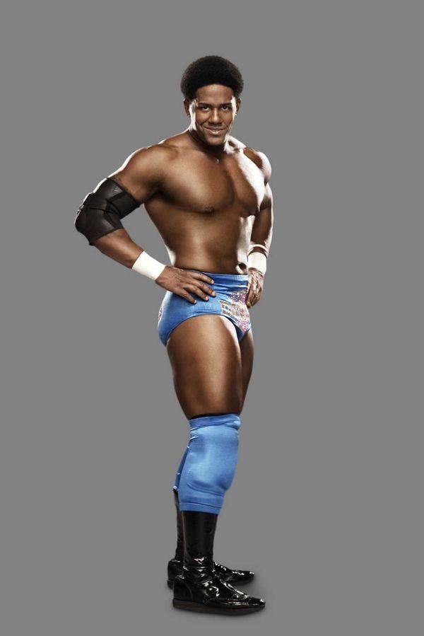 WWE Superstar Darren Young.