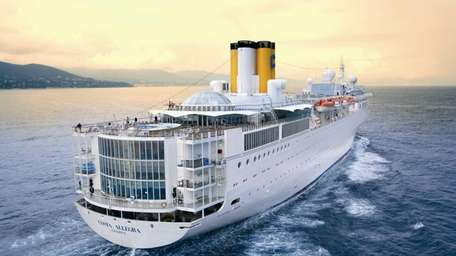 Among the most popular winter cruising spots for