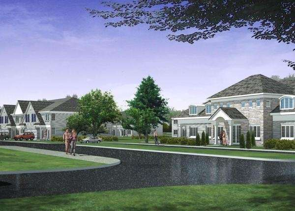 LEGACY VILLAGE, YAPHANK The $400 million project would