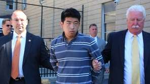Renhang Qiu, 22, of Brooklyn, has been charged