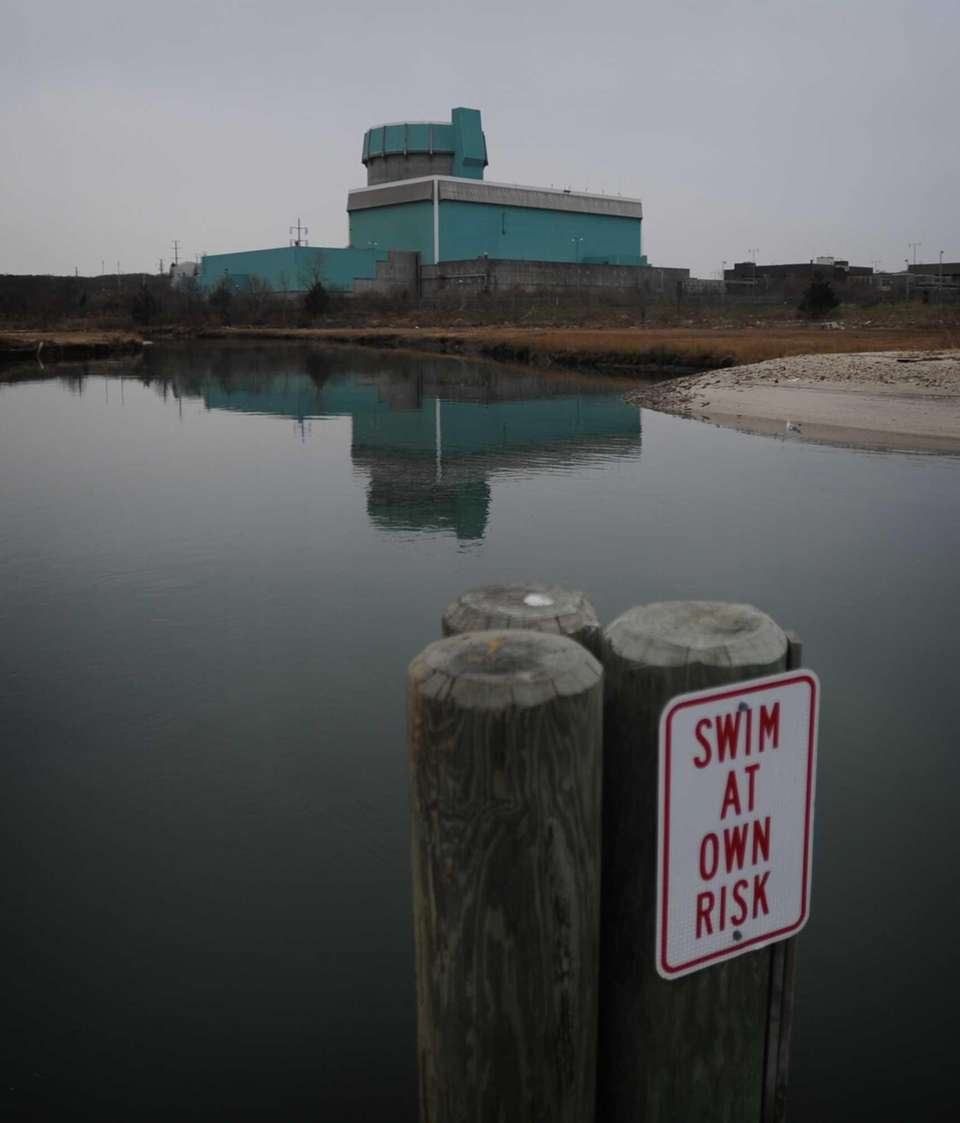 NUCLEAR POWER PLANT, SHOREHAM No abandoned Long Island