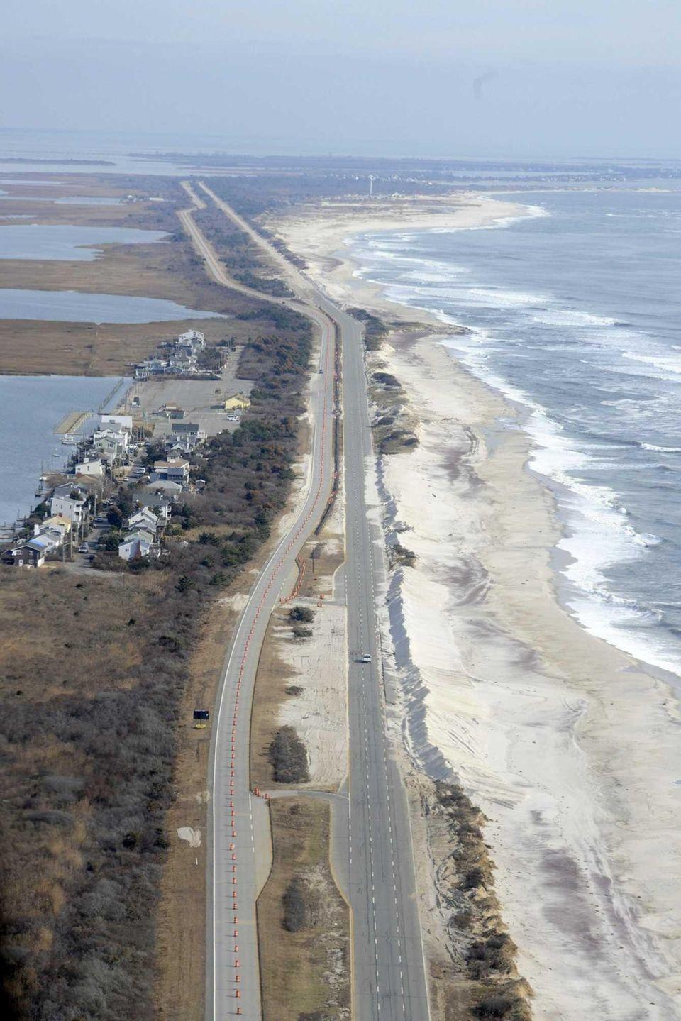 Master builder Robert Moses wanted Ocean Parkway to