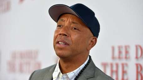 Russell Simmons. (Getty)