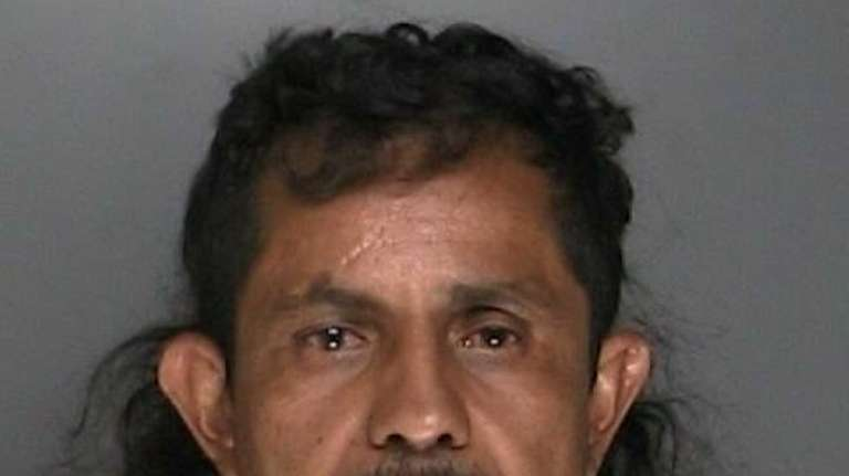 Andres Ventura Luna, of 44 Patton St., Brentwood,