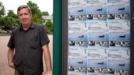 Doug LeClaire, a Westbury native, created the Westbury