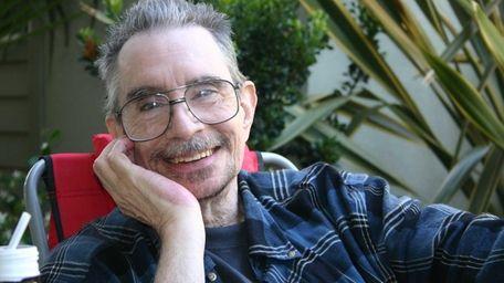 Photo of George Delmerico, former art director of