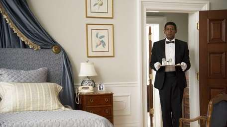 Forest Whitaker stars in