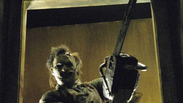 Leatherface in 1974's