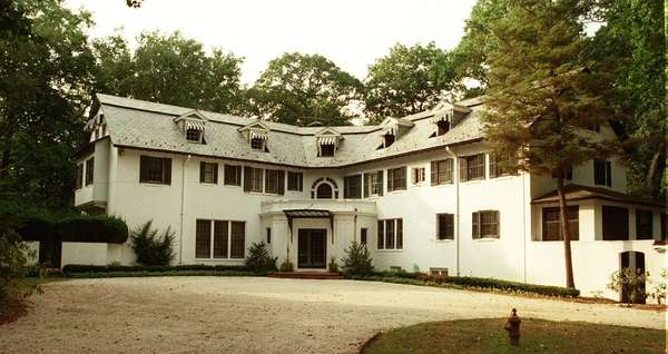 The former home of Madame Chiang Kai-shek in