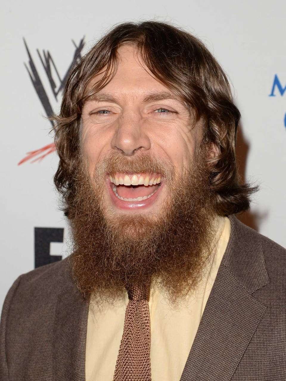 Wrestler Daniel Bryan attends WWE & E! Entertainment's