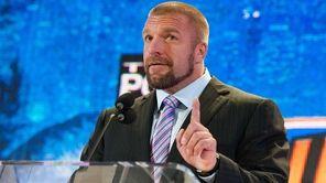 WWE's Paul