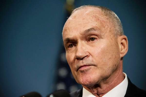 New York Police Department (NYPD) Commissioner Ray Kelly