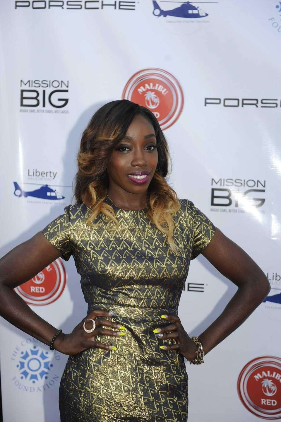 Estelle was honored at The Compound Foundation &