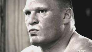 Brock Lesnar in 2010.