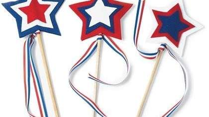This Labor Day craft for kids can be