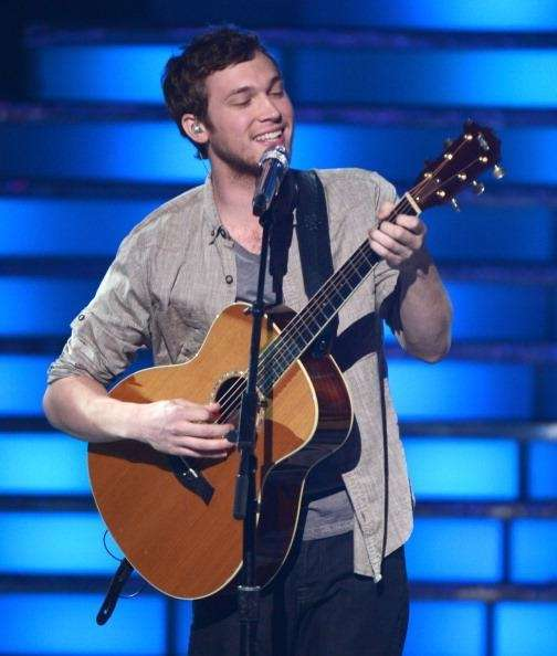 Phillip Phillips was born on Sept. 20, 1990.