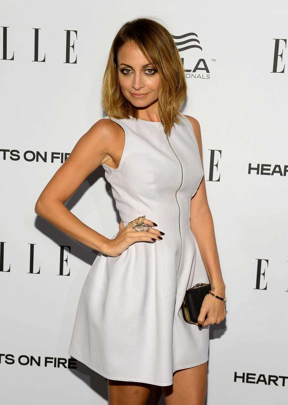 Nicole Richie was born on Sept. 21, 1981.