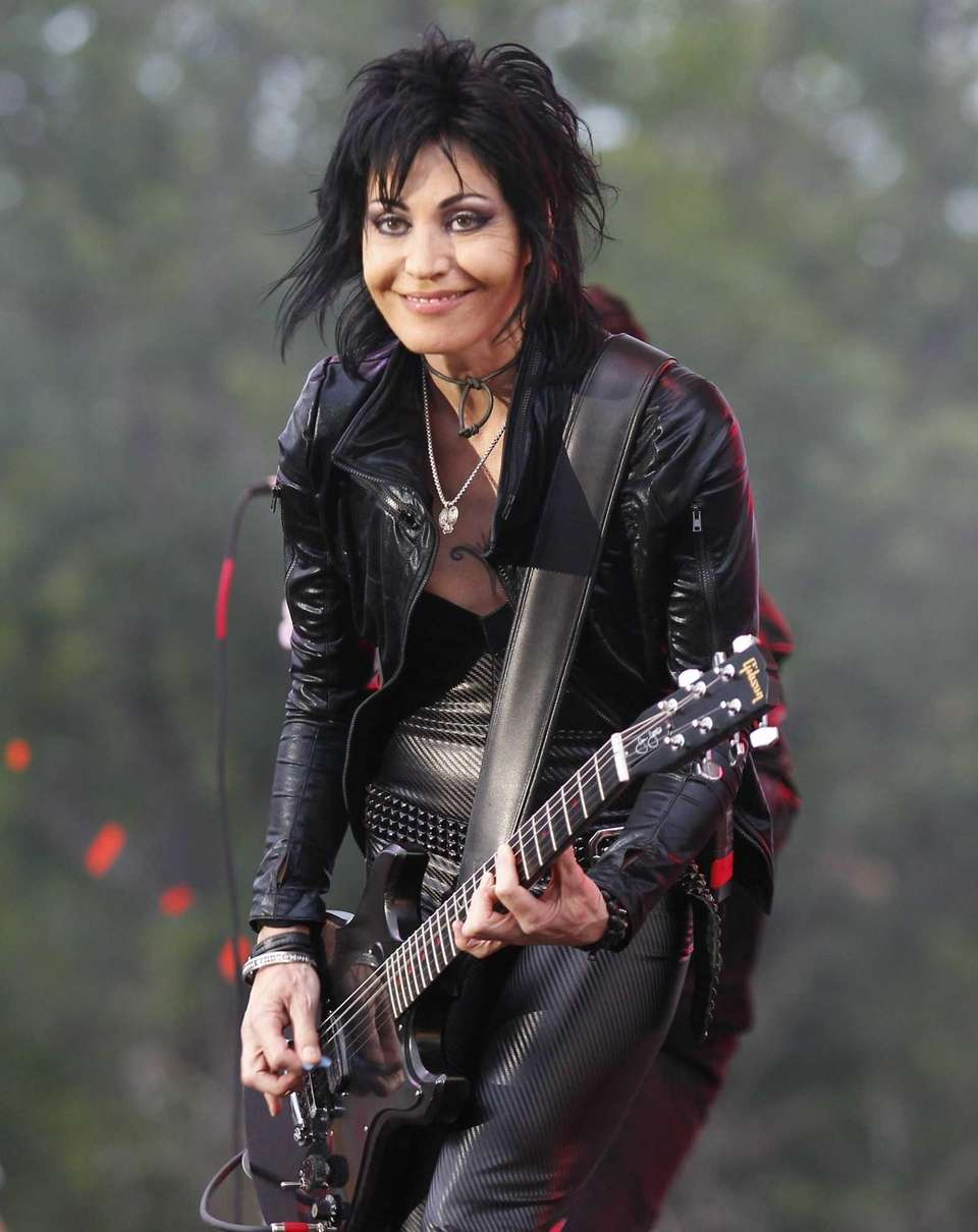 Joan Jett was born on Sept. 22, 1958.