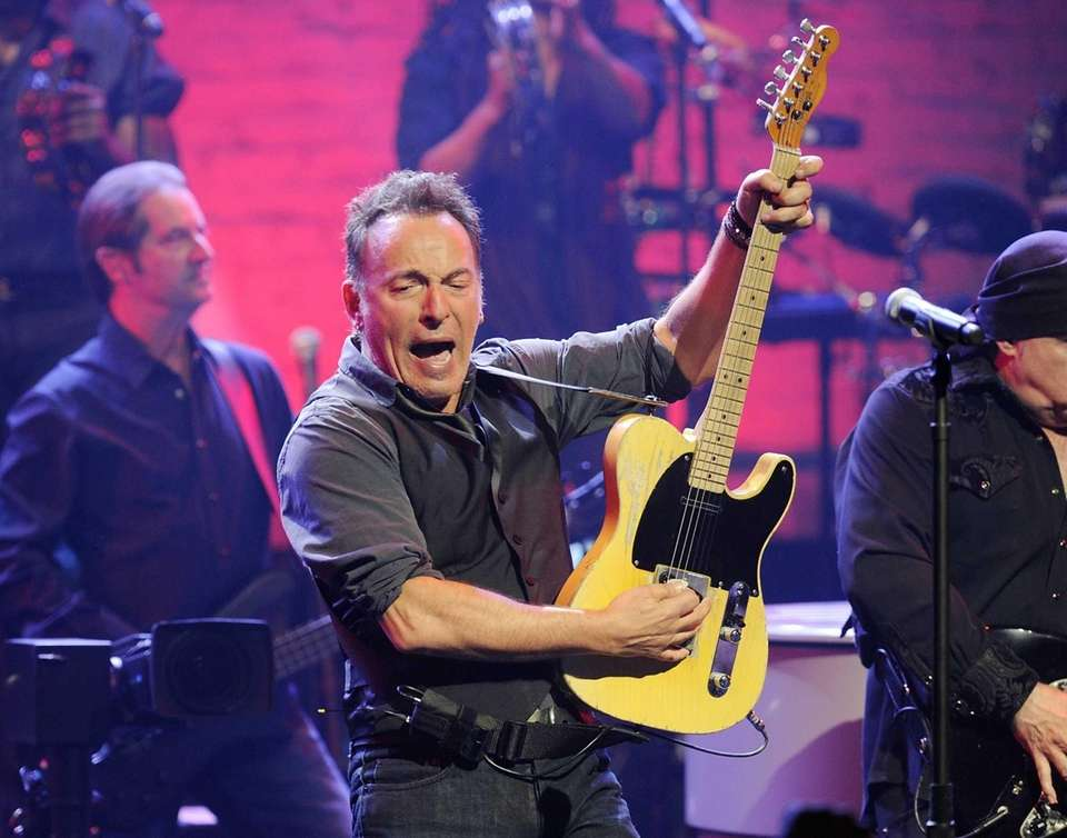 Sept. 23: Bruce Springsteen