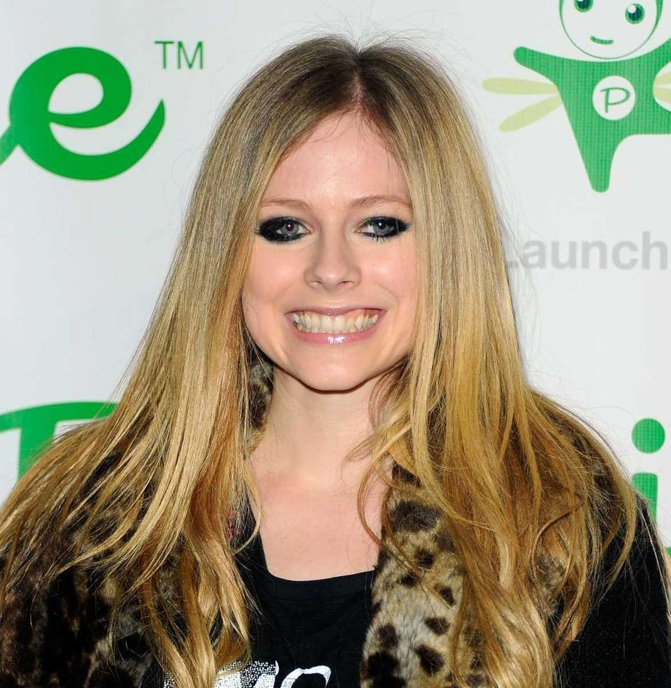 Avril Lavigne was born on Sept. 27, 1984.