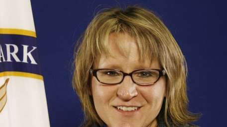 Sue Purvis, innovation and outreach coordinator for the