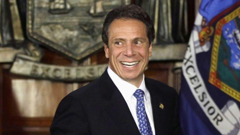 Gov. Andrew M. Cuomo will host President Barack