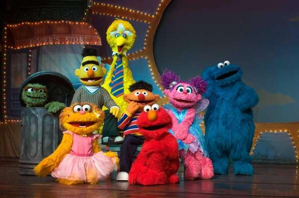Sesame Street Live: Make a New Friend will
