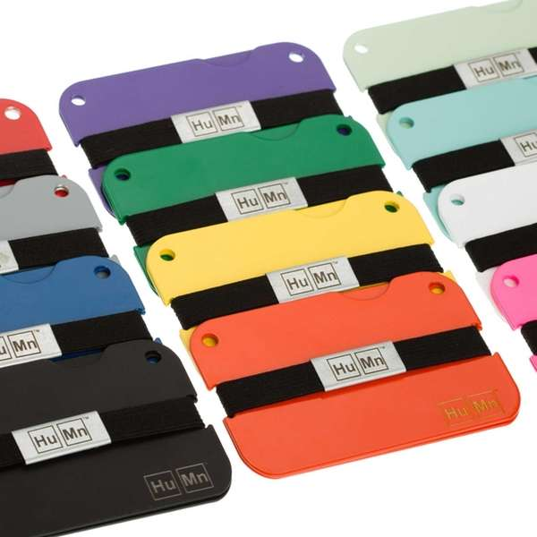HuMn wallets shield your identity and/or credit cards