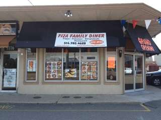 Fiza Family Diner is a new Indian-Pakistani-Bangladeshi restaurant