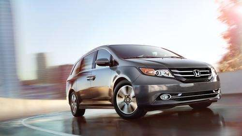 Honda is redesigning its top-selling Odyssey for 2014
