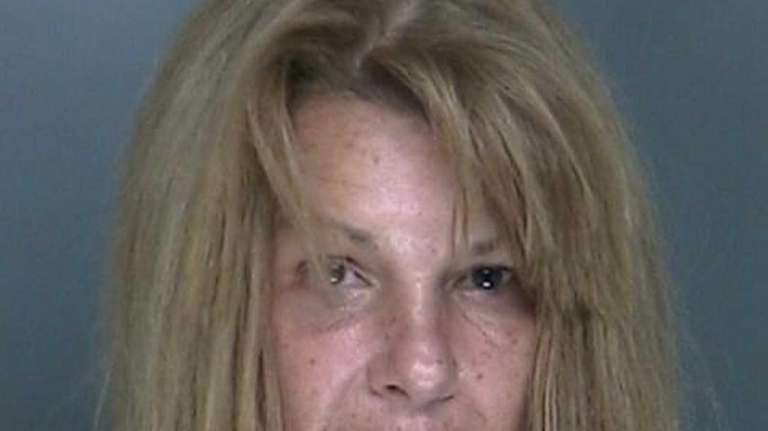 Susan Kelly, 54, of Stony Brook, was charged