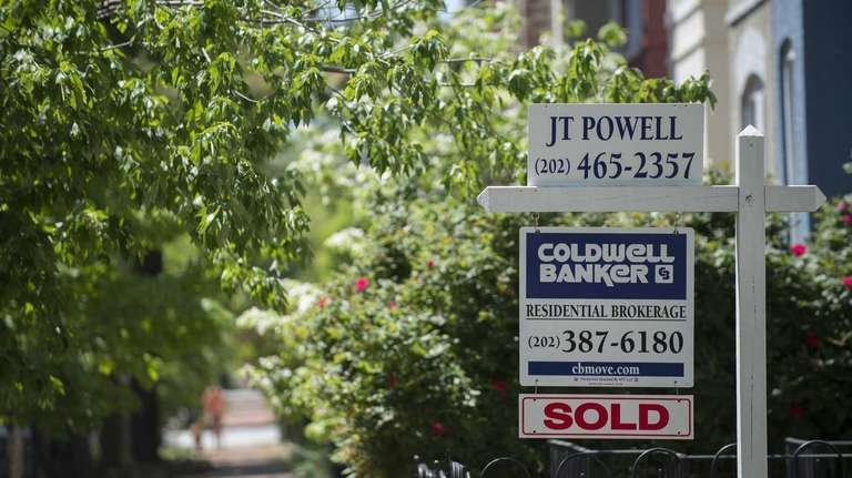 The National Association of Realtors said Wednesday that