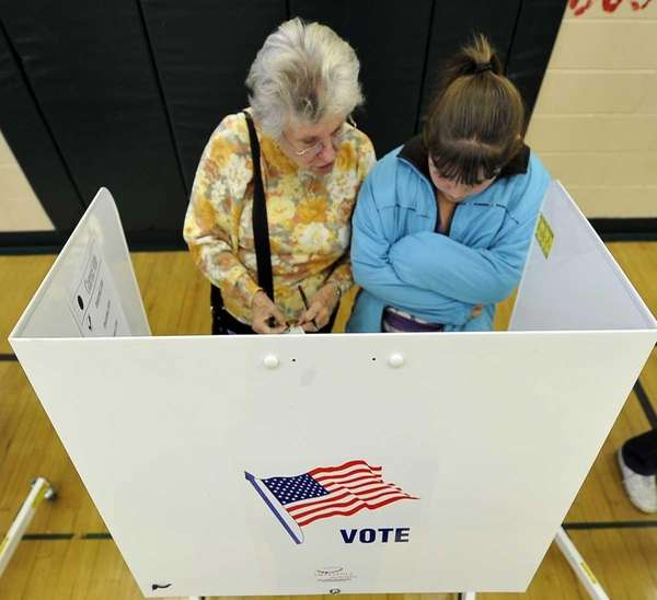 2013 Voters guide: Meet your candidates