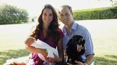 Catherine, Duchess of Cambridge (the former Kate Middleton),