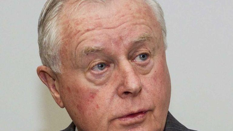 Suffolk County District Attorney Thomas Spota on Jan.