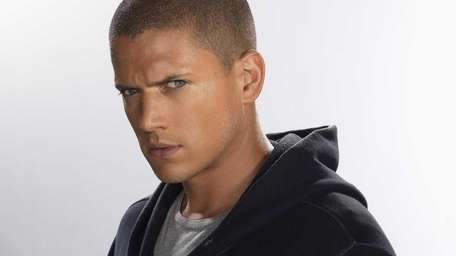 Wentworth Miller as Michael Scofield on Fox's