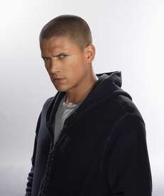 "Wentworth Miller as Michael Scofield on Fox's ""Prison"