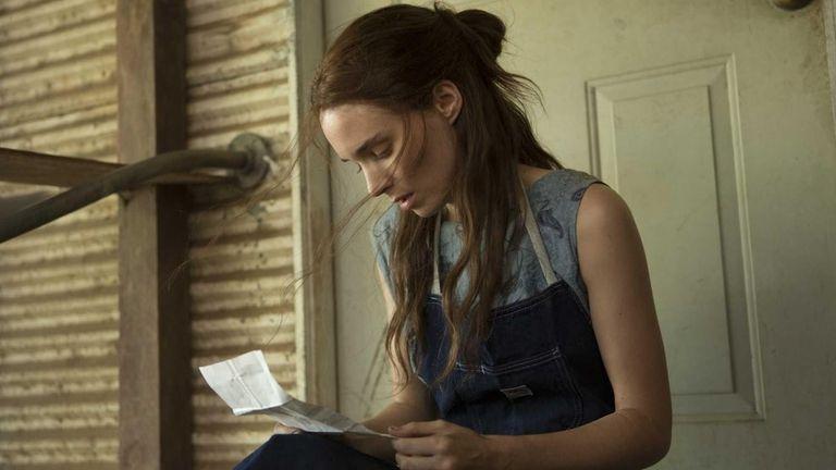 Rooney Mara in a scene from