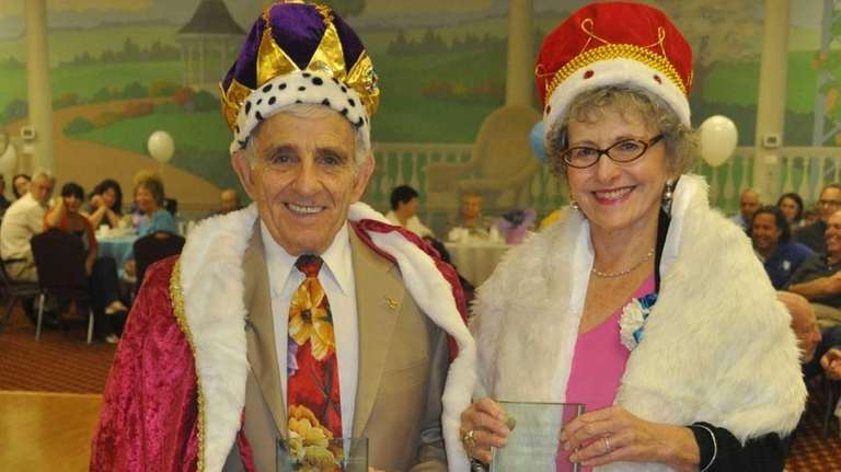 Peter Vannucci of Northport and Sondra Rose of