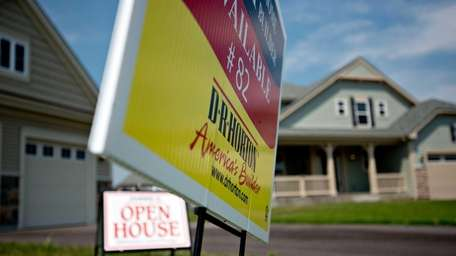 A new home for sale in the D.R.