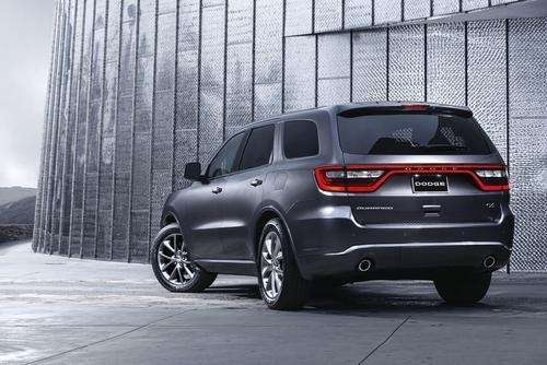 Dodge's latest design direction for the 2014 Durango
