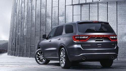 Dodge's latest design direction for the 2014 Durango