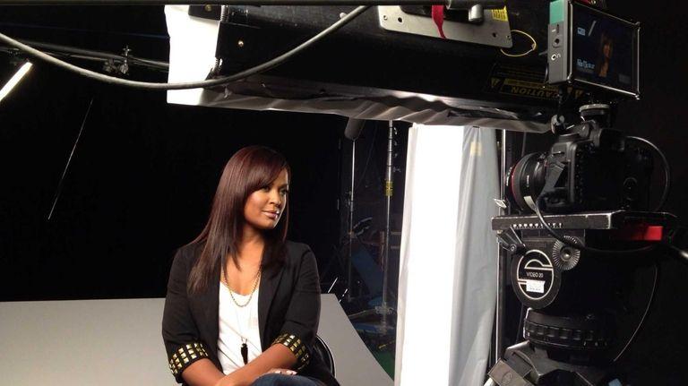 Laila Ali in the ESPN documentary film