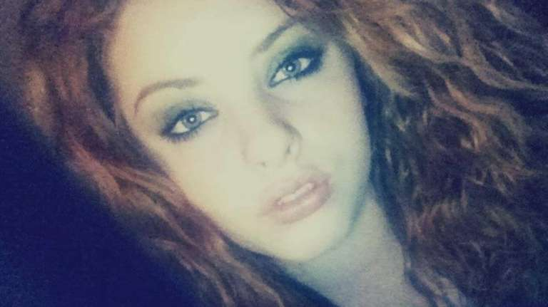 Police say Lauren Daverin, 18, was strangled on