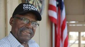 Eugene Brunett, 84, talks about his involvement with