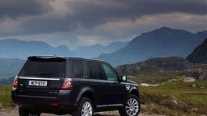 In addition to improving horsepower, the Land Rover