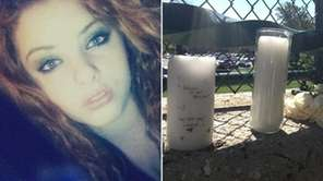 Lauren Daverin, 18, was killed and her body