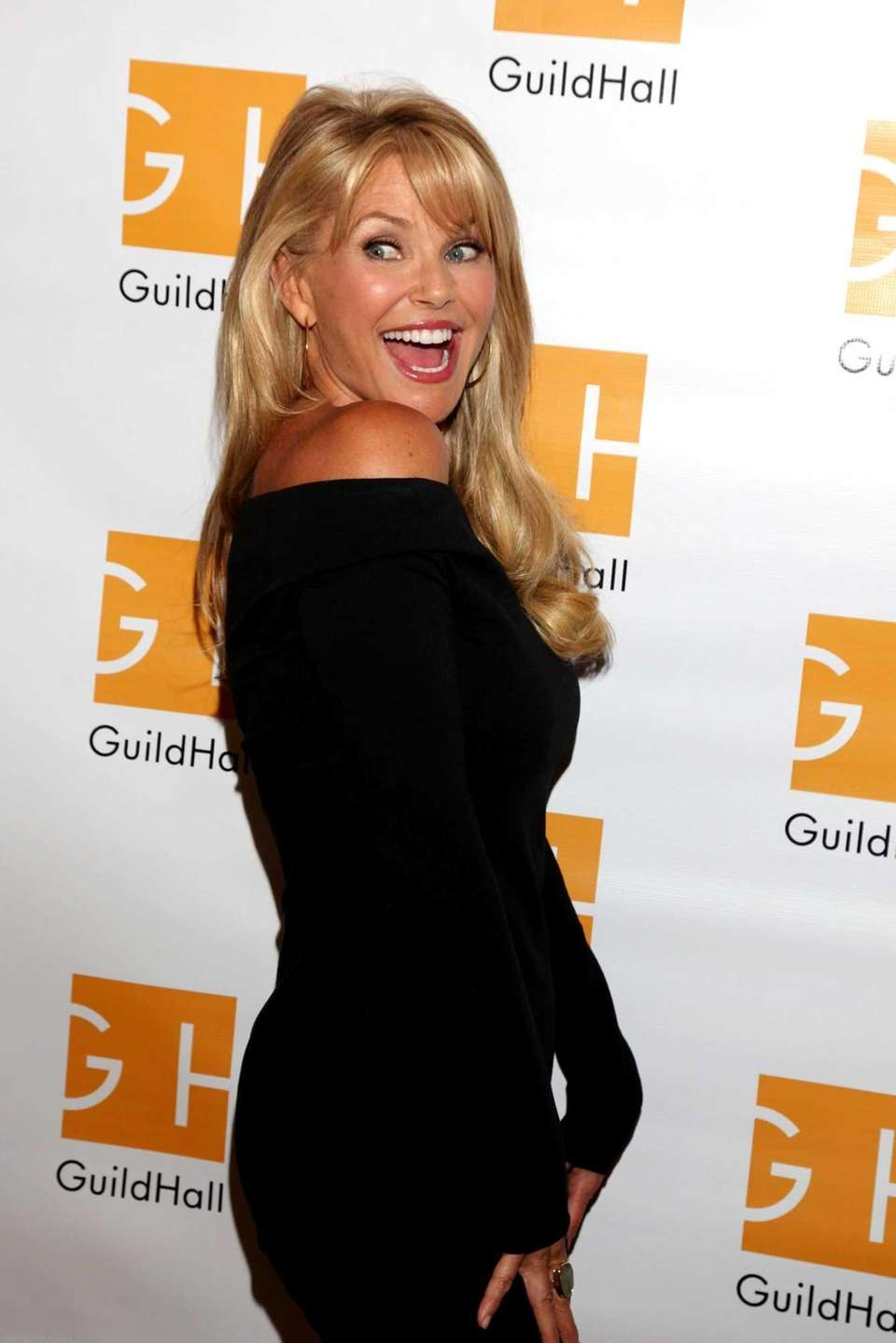 Christie Brinkley attends the