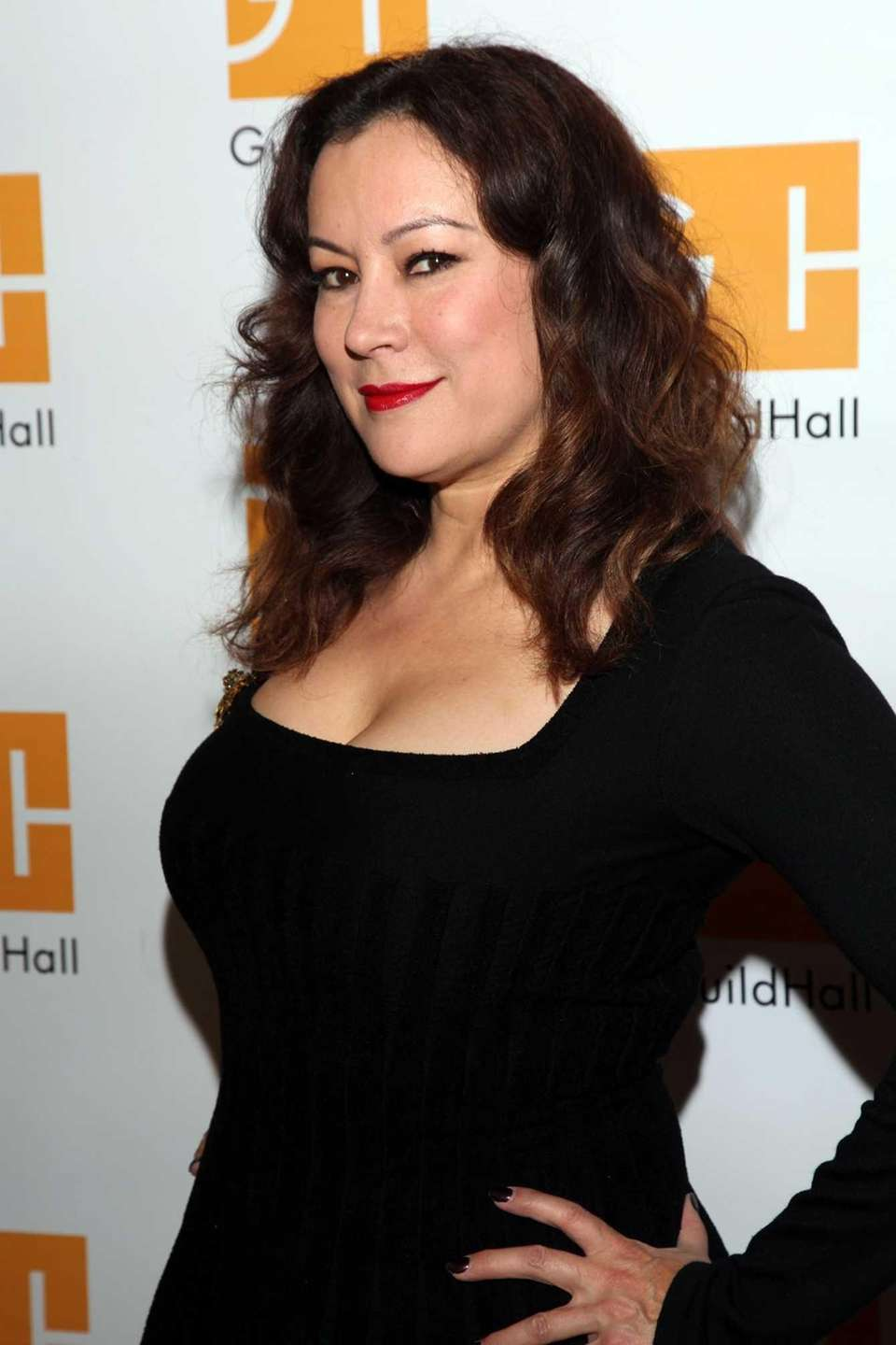 Jennifer Tilly attends the