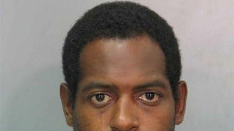 Niheim Levy, 34, of Bennett Avenue, Roosevelt, is
